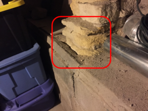 column-crushing-bottom-support