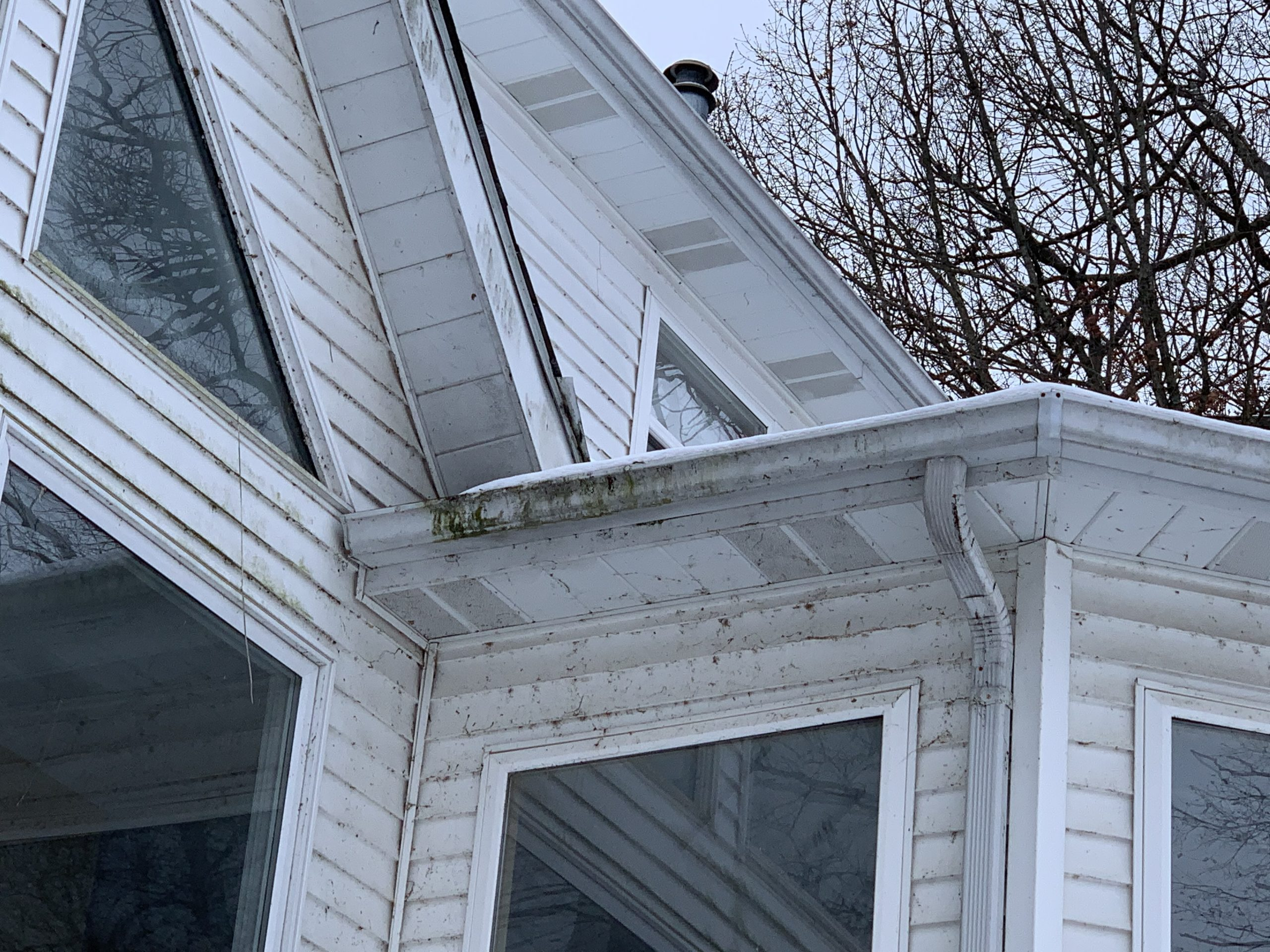 Gutter Overflow issues